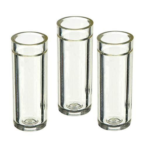PA 800 & P/ACE MDQ Molded Vial - 100 Pack Produktbild Front View L