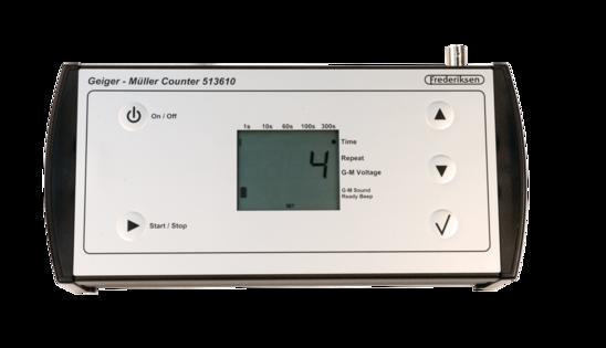 Geiger Counter <span class=