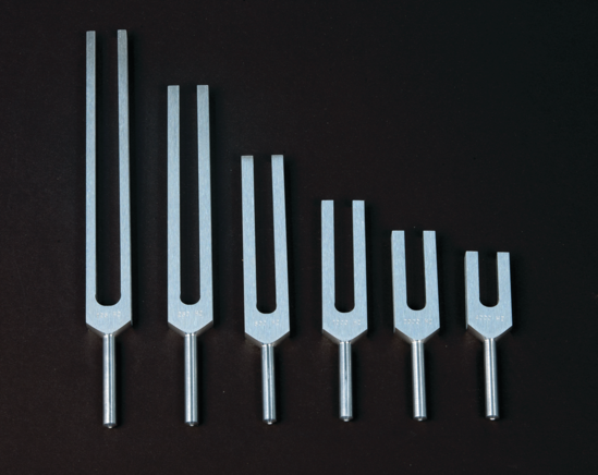 Tuning Fork Technical Set