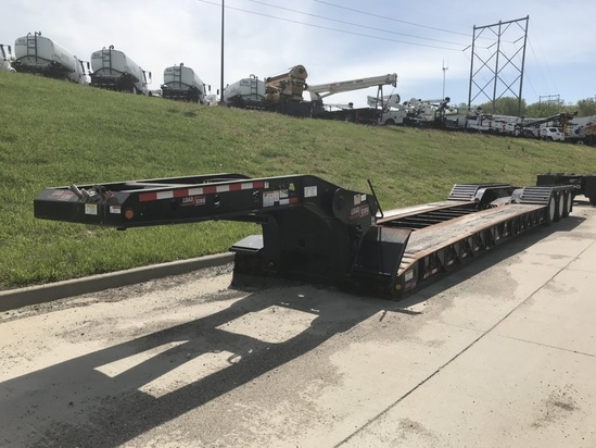 2016 Load King S-55F Trailer