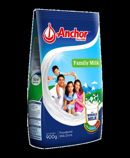 Anchor Family Milk Plain