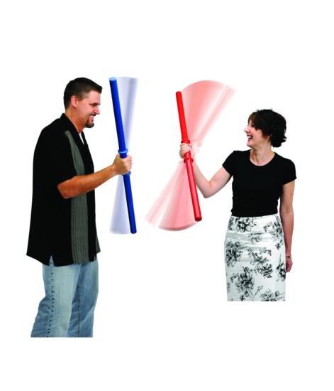 Rotational Inertia Wands