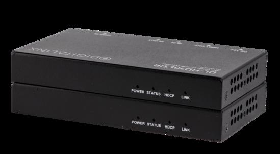 HDMI HDBaseT 70m extender set with IR
