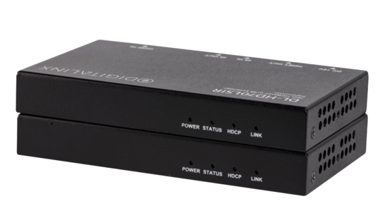 HDBaseT HDMI Extender Set Extends HDMI & IR up to 70M w/ Flexible Power