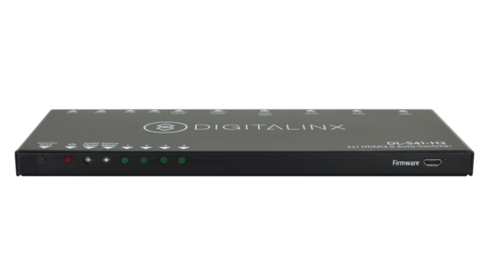 4x1 18Gbps HDMI 2.0  HDMI Auto-switcher 4K60 HDR Support w/ARC & Audio De-embed