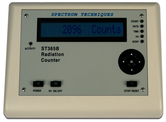 Radiation Counter