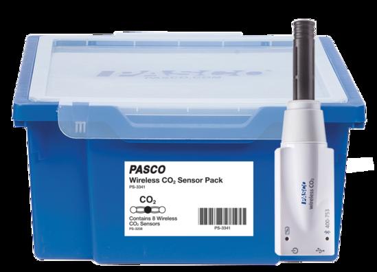 Wireless CO₂ Sensor Pack