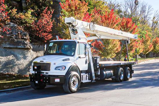 2020 Freightliner M2106 6x4 TEREX BT4792 Boom Truck