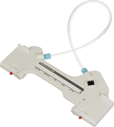 Capillary Cartridge CE-MS (White) Produktbild Front View L