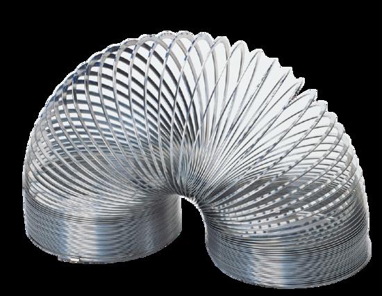 Double-Length Slinky