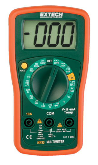 Student Multimeter • SE-8829
