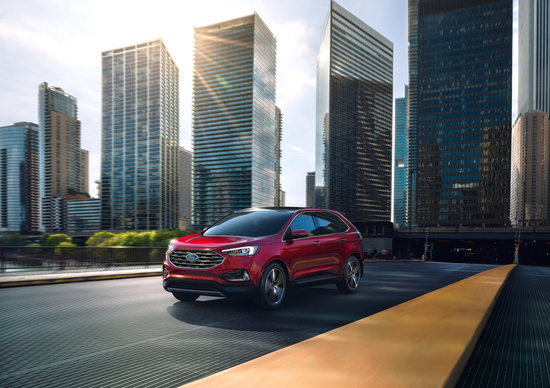 And Were Happy To Report That The  Ford Edge Will Use Even More Advanced Ai Technology To Truly Set Itself Head And Shoulders Above The Competition