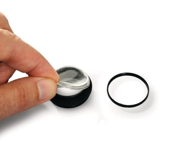 Adjustable Focal Length Lens