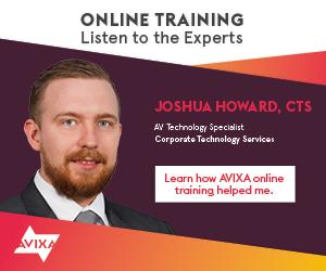 Online Training | AVIXA