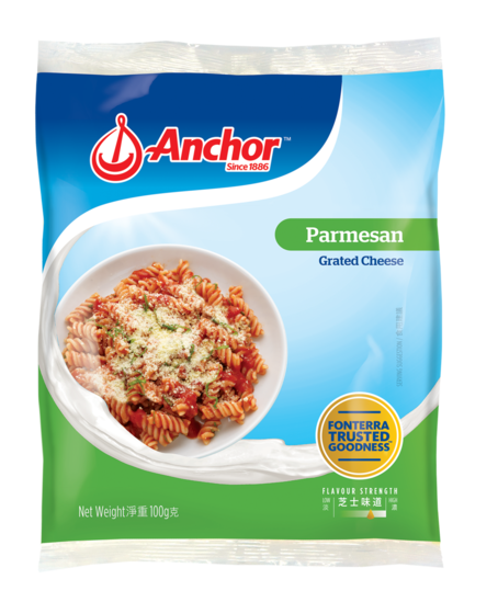 Anchor Grated Parmesan 100g