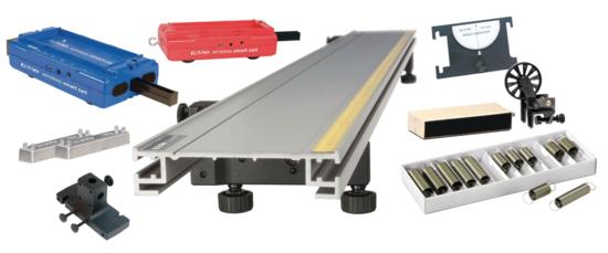 Standard Smart Cart Metal Track 2.2 m System
