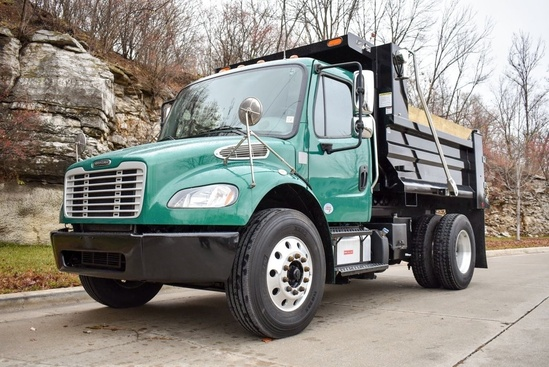 2017 Freightliner M2106 4x2 Load King HD10DB Dump Truck
