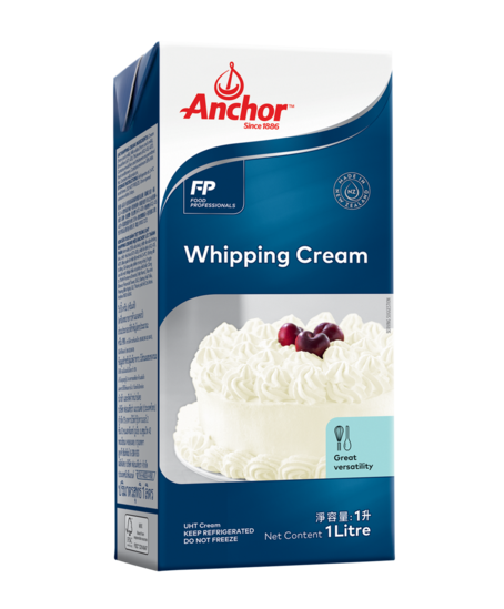 Anchor Whipping Cream 1L