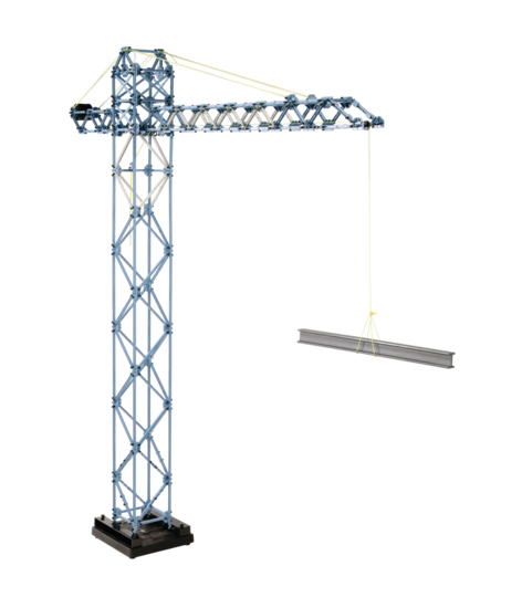 Large Structures Set - Tower Crane