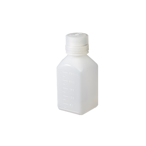 Plastic Waste Bottle 250 ml - 12 Pack product photo Front View L