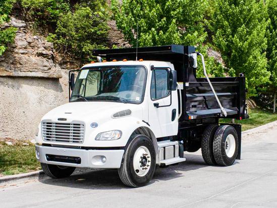 2020 Freightliner M2106 4x2 Load King SSD10.02910GA Dump Truck