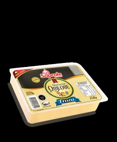 Soprole queso quilque mantecoso trozado 500g