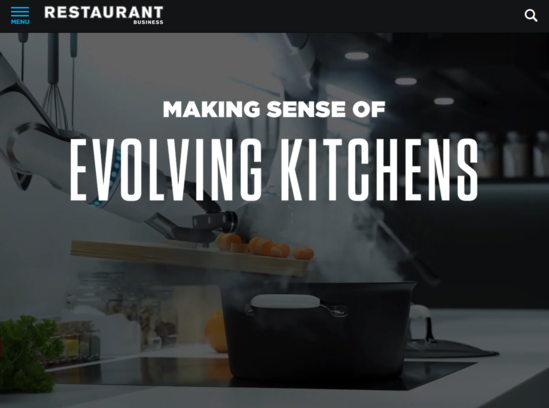 Making Sense of Your Evolving Kitchen
