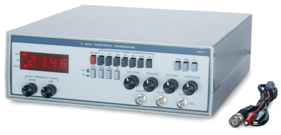 Wide Range Function Generator