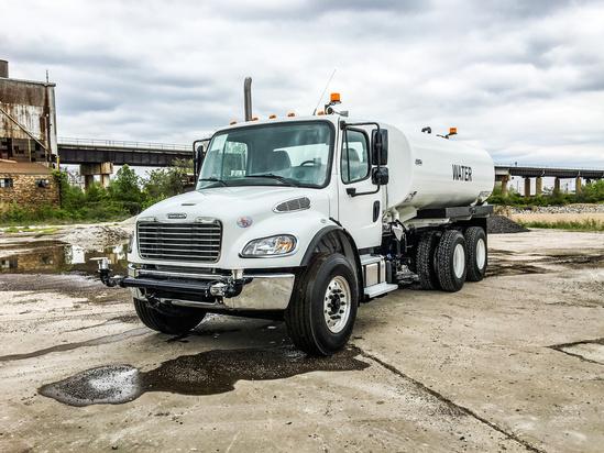 2020 Freightliner M2106 6x4 Load King 4000 Gal Kit Water Truck