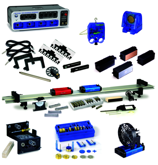 Mechanics 850 System