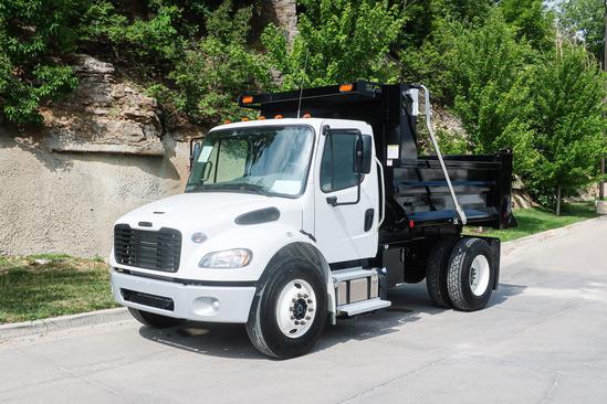 2020 Freightliner M2106 4x2 Load King LC10DB Dump Truck