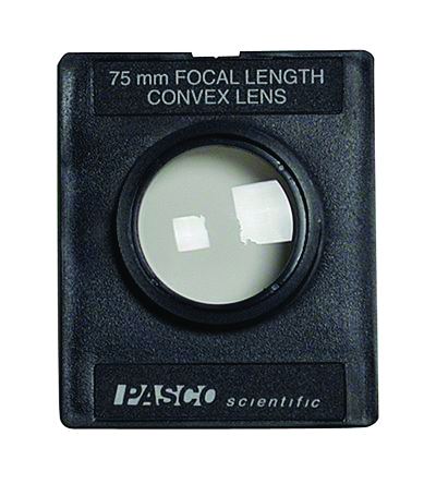 Lens (75 mm) -- Introductory Optics