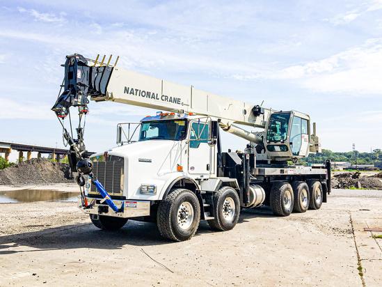 2020 Kenworth T800 TS 10x6 National NBT60151 Boom Truck