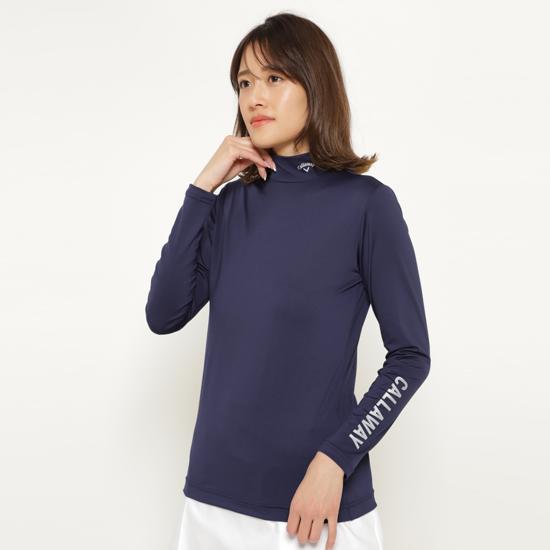 CALLAWAY ハイネックインナーシャツ (WOMENS)