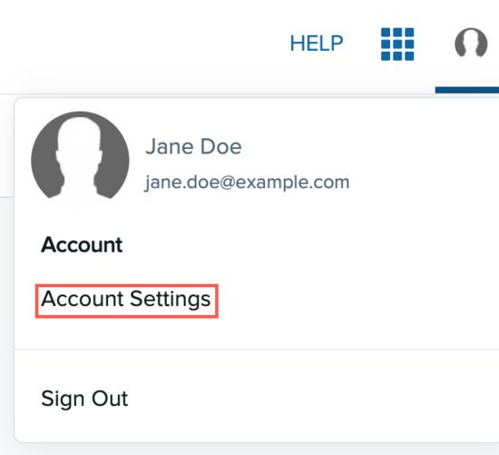 Edit your profile