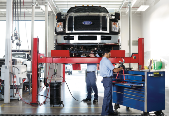 Landers Mclarty Ford >> Take Advantage Of Our Diesel Truck Technicians Service