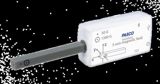 3-Axis Magnetic Field Sensor