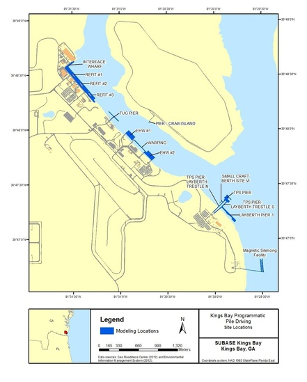 Map of project location