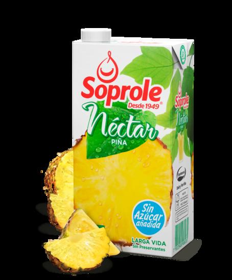 Soprole Néctar Piña 1L