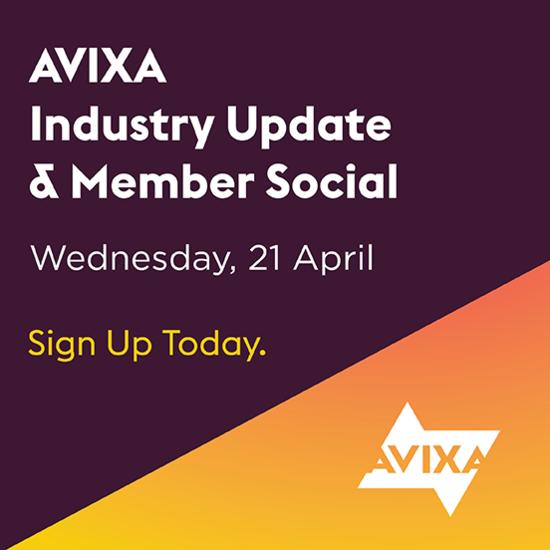 Integrate & InfoComm Logo | AVIXA