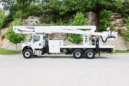 2020 Freightliner M2106 6x6 Terex TL100 Bucket Truck