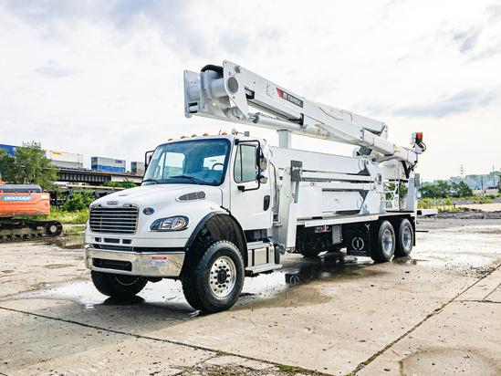 2020 Freightliner M2106 6x6 Terex TL80-112 Bucket Truck
