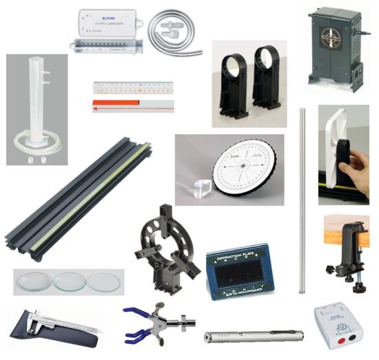 Adv Phy 2 Equip Kit