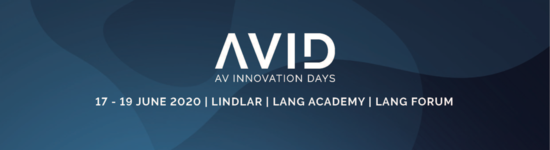 AVID Logo | AVIXA