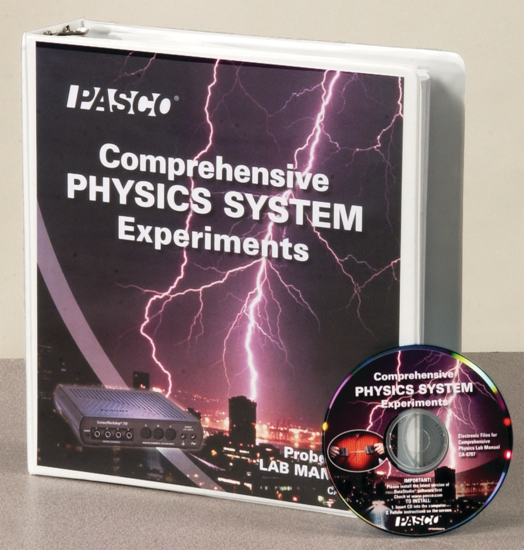 Comprehensive Physics System Lab Manual • CA-6787