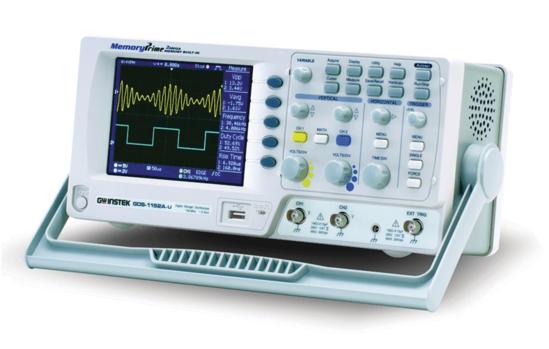 Digital Storage Oscilloscope (100 MHz)