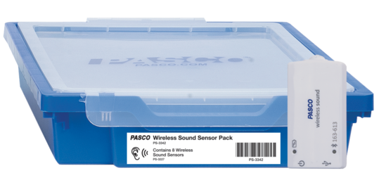 Wireless Sound Sensor Pack