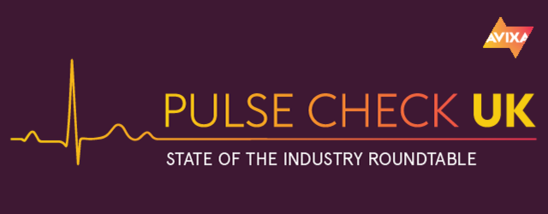 Pulse Check banner | AVIXA