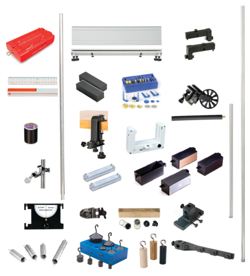 Advanced Physics 1 Equipment Kit