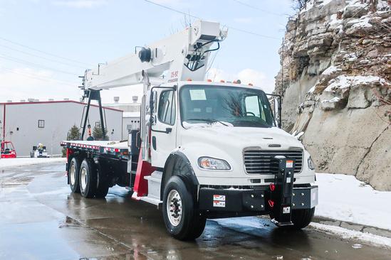 2020 Freightliner M2106 6x4 Load King Stinger 25-92 Boom Truck